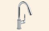 Grail Single Handle Pull-Down Kitchen Faucet