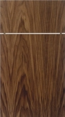 Mondrian-Black American Walnut