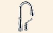 Leland Single Handle Bar/Prep Faucet