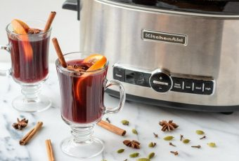 Christmas Mulled Wine Recipe
